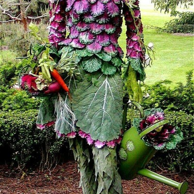 oogstfeestdame